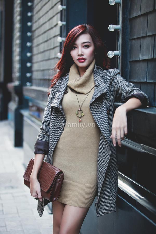 áo lạnh hàn quốc