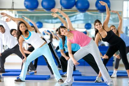 Thể dục nhịp điệu giúp giảm cân nhanh 1