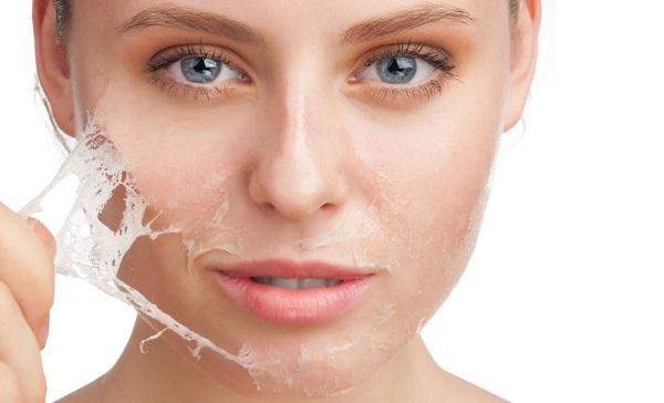 mặt nạ tinh trùng dưỡng da