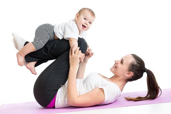 cách giảm cân sau sinh mà vẫn nhiều sữa
