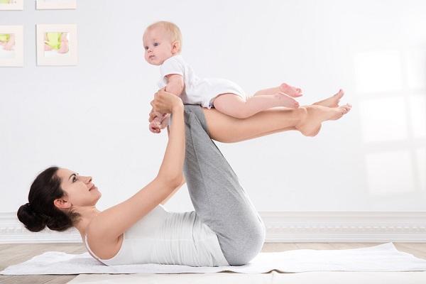 giảm cân sau sinh mà không mất sữa