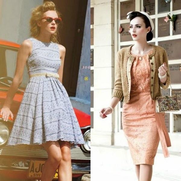 Làm sao mặc đẹp với phong cách vintage