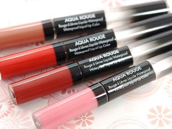 Make Up For Ever Aqua Rouge Waterproof Liquid Lip Color