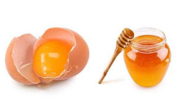 Cách chăm sóc da mặt bằng trứng gà và mật ong