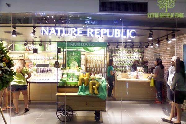 mỹ phẩm Nature Republic