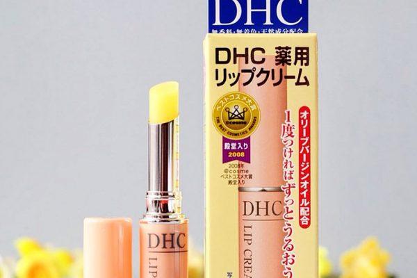 Son dưỡng môi DHC