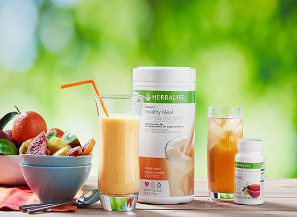 Công dụng và ưu điểm của thực đơn ăn giảm cân với herbalife.