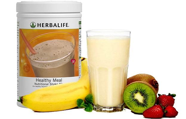 Thực đơn ăn giảm cân với herbalife hiệu quả.