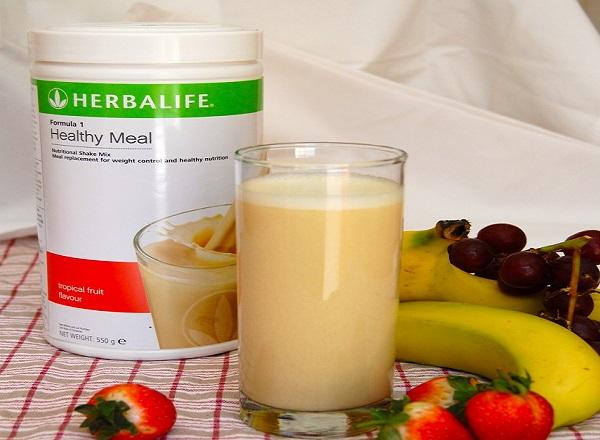 Tạm biệt mỡ thừa, xin chào dáng đẹp với thực đơn ăn giảm cân với herbalife