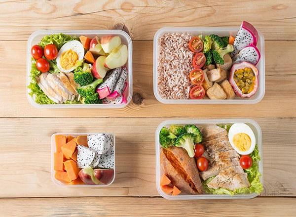 Thực đơn giảm cân trong 10 ngày được xây dựng trên cơ sở chế độ ăn uống hiện tại.